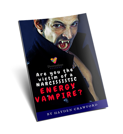 Narcissistic energy vampire
